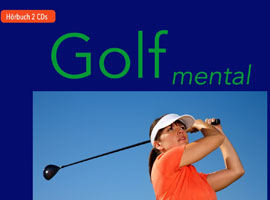 Golf mental Hörbuch Antje Heimsoeth