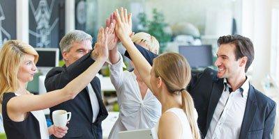 Vortrag Glück in Unternehmen