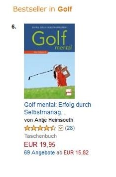 Bestseller Golf Antje Heimsoeth