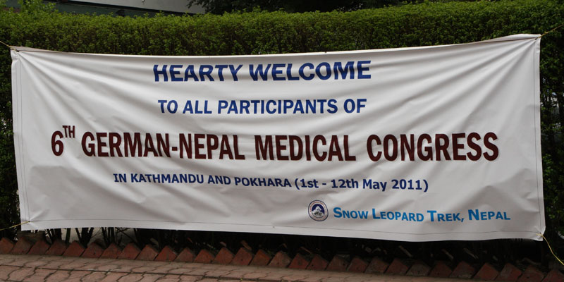 6. German-Nepalese international Doctors and Psychologists Conference