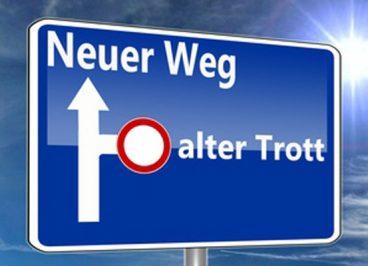 Alter Trott - Antje Heimsoeth