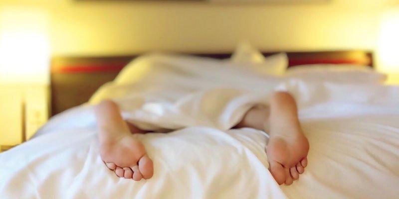 Auswirkungen von Schlafmangel - Antje Heimsoeth