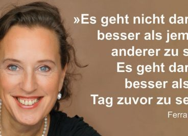 Selbstdisziplin - Antje Heimsoeth