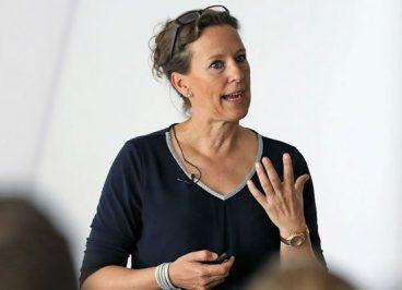 Vortrag mit Antje Heimsoeth