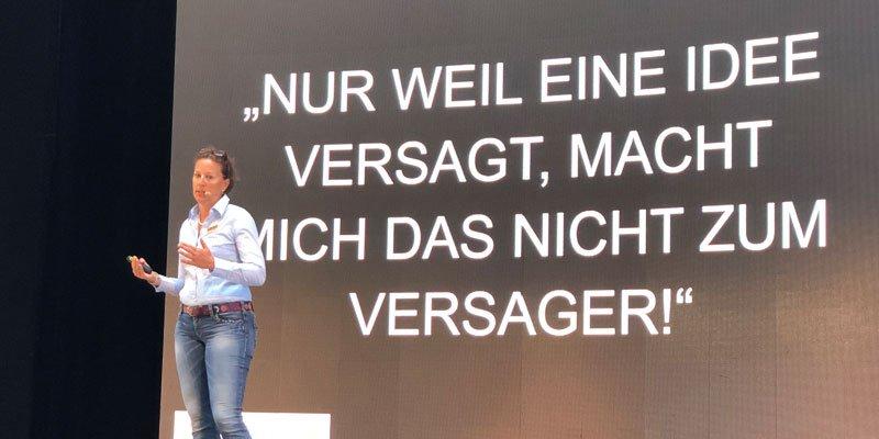 Antje Heimsoeth hält vier Vorträge im Theatrium von AIDAbella auf der Fahrt von Dubai nach Mallorca von 20.03. – 10.04.2018