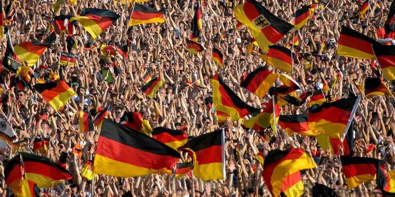 Fußball WM 2018 - Beobachtungen rund um die Spiele der Deutschen Mannschaft - Antje Heimsoeth