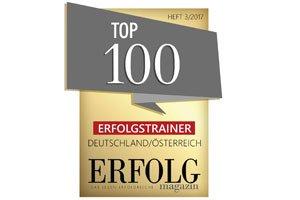 Top 100 Erfolgstrainer (Magazin ERFOLG)