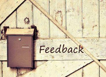 Feedback geben - Feedback ist das Futter für Fortschritt - Antje Heimsoeth