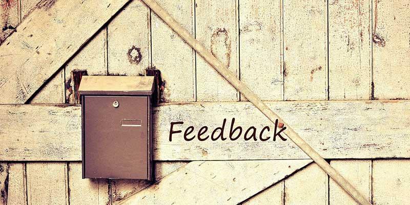 Feedback geben: Feedback ist das Futter für Fortschritt