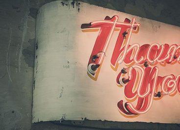 """Mehrwert Dankbarkeit – warum es sich lohnt, """"Danke"""" zu sagen"""