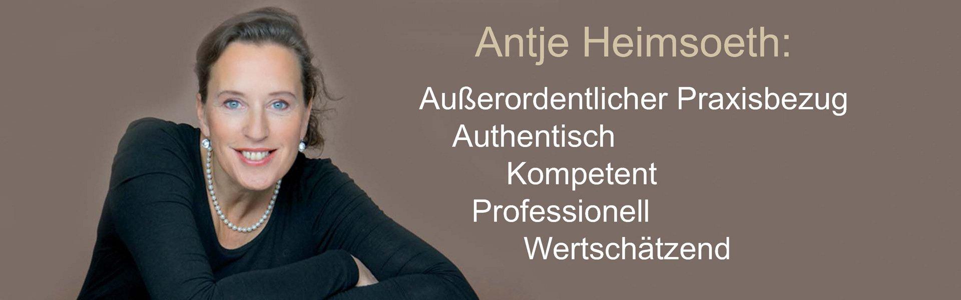 Antje Heimsoeth Header