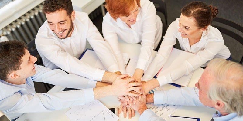Gesund führen schafft ein gutes Arbeitsklima und motivierte Mitarbeitende