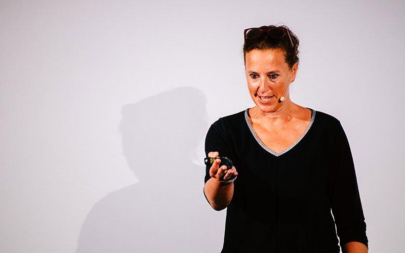 Speaker Antje Heimsoeth Keynote-Rednerin