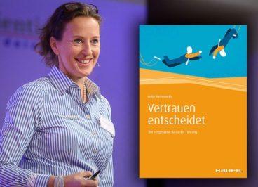 """Buch-Rezension zu """"Vertrauen entscheidet"""" durch managerSeminare"""