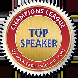 TopSpeakerCommunity-Siegel