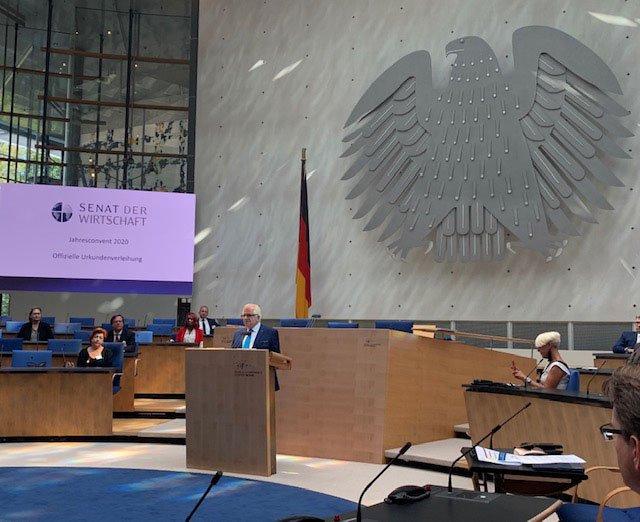 Antje Heimsoeth wurde in den Senat der Wirtschaft Deutschland berufen
