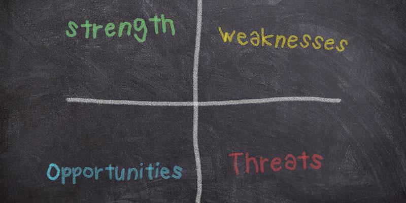 Wie geht man mit seinen Schwächen um I Positiv Führen